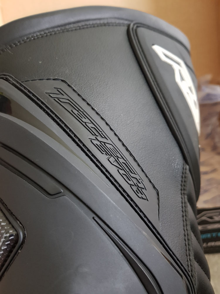 RST Tractech Evo 3 Boots Tractech Logo