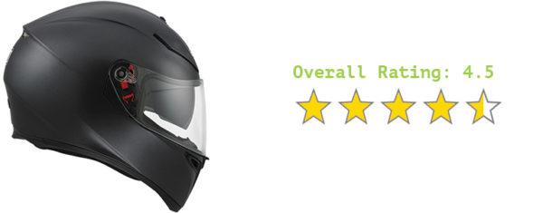 AGV K3 SV Helmet - Solid - RevZilla