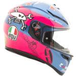 K3 Pink Guy Martin Edition