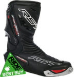 RST Tractech Evo Waterproof black