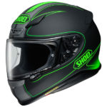 Shoei NXR flagger tc4