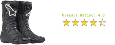 Alpinestars SMX 5 Boots Review