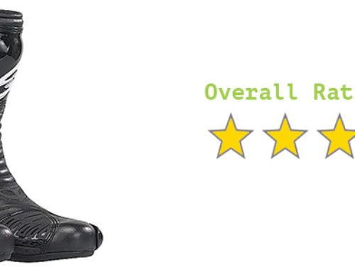 Alpinestars S-MX 5 Boots Review