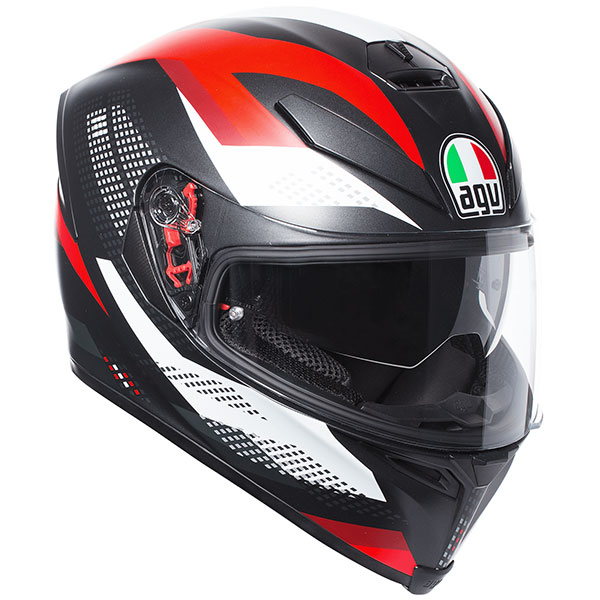 AGV K5-S Helmet Red