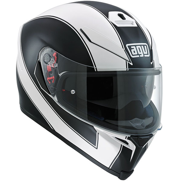 AGV K5-S Helmet Enlace Matt White