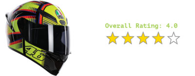 AGV K1 Review