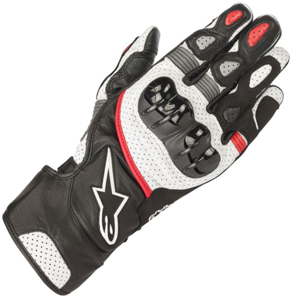 Alpinestars SP2 V2 Black Red White
