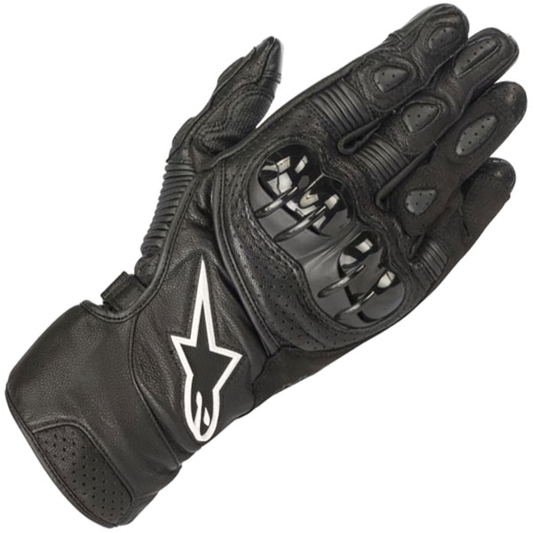 Alpinestars SP2 V2 Gloves Black