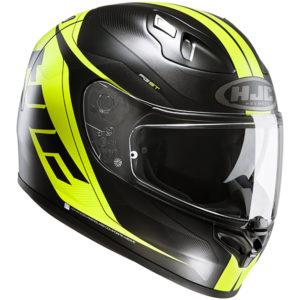 HJC FG-ST helmet black green