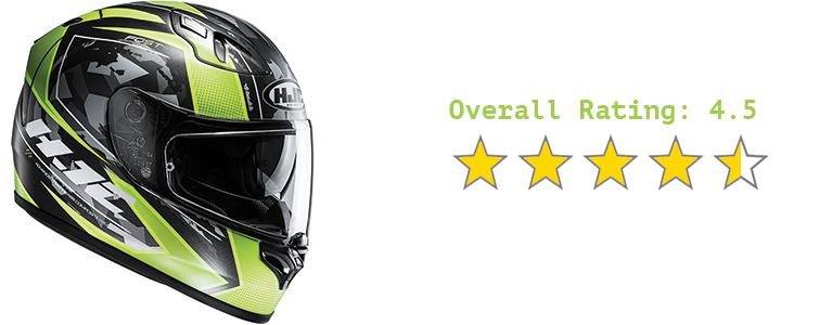 HJC FG ST Helmet Review