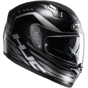 HJC FG-ST Titan Black