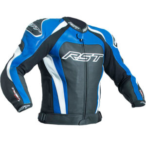 RST Tractech Evo 3 jacket in blue