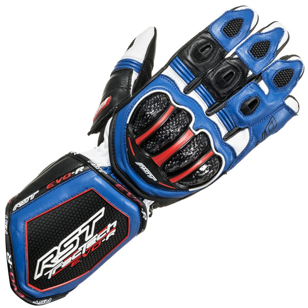 RST Tractech Evo R Gloves - Blue