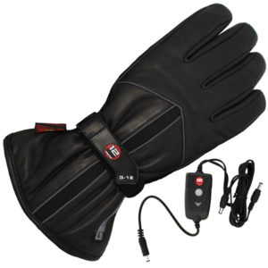 Gerbing G-12 heated winter motorcycle gloves