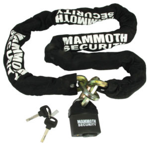 Mammoth Security Hexagonal Lock and Chain