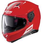 Nolan N87 emblema corsa red