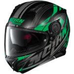 Nolan N87 Black Green